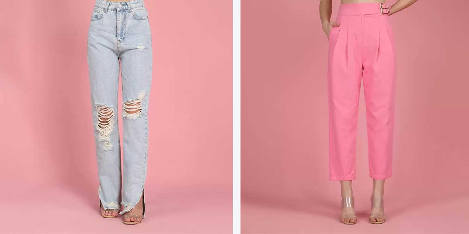 2021'de Trend Olan Jean Modelleri