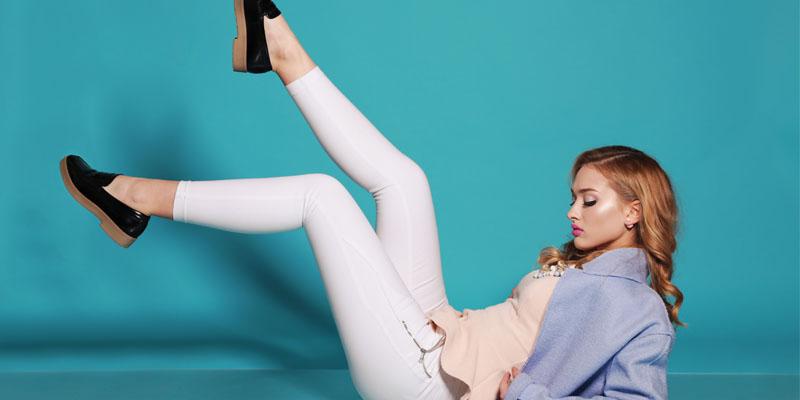 Beyaz Pantolon Kombinleri 5 Maddeyle Nasıl Olmalı?