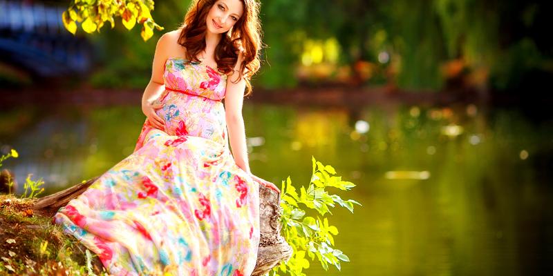 Hamilelikte Giyebileceğiniz 7 Abiye Modeli