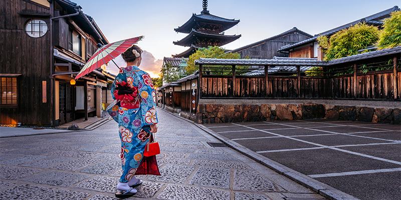 Japon Gelenesel Kıyafeti Kimono İle En Tarz Kombinler