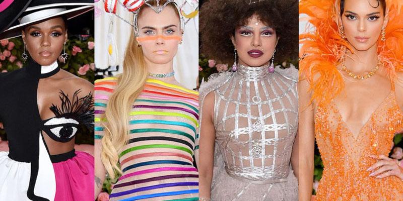 Met Gala'da Kıyafetleriyle Olay Yaratan Ünlüler