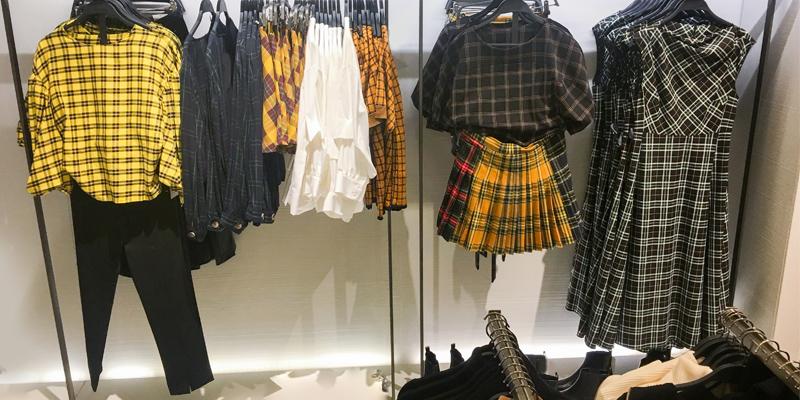 Sezonun Yeni Trendi Pötikare Elbiseler