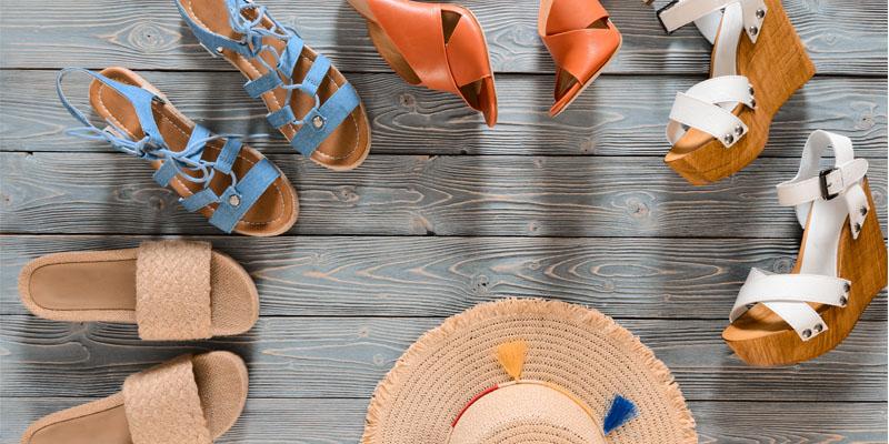 Sandalet Mevsimi Başlıyor! Kombinlemeyi Nasıl Yapmalısınız?