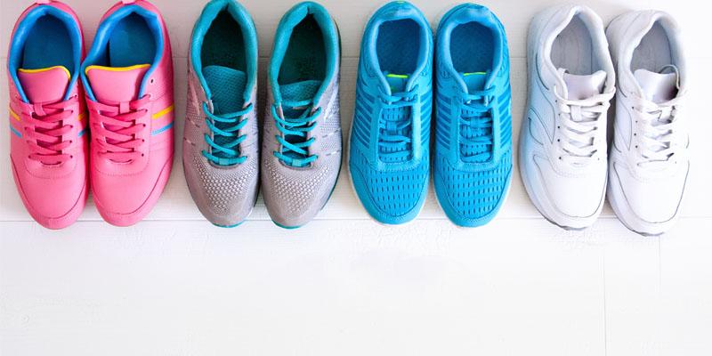 Spor Ayakkabıları Temiz Tutmanın Yolları