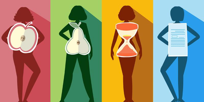 İşte Vücut Tipine Göre Giyinmenin 7 Püf Noktası