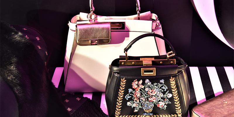 Nakışlı çantalar