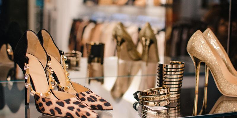 leopar ayakkabı modeli