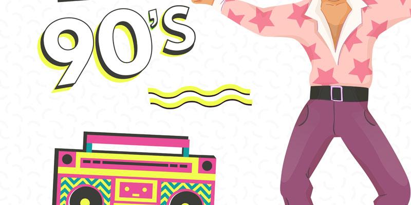 90'lar pop