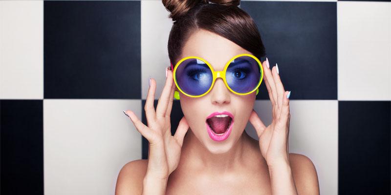 Yengeç burcu için gözlük modeli