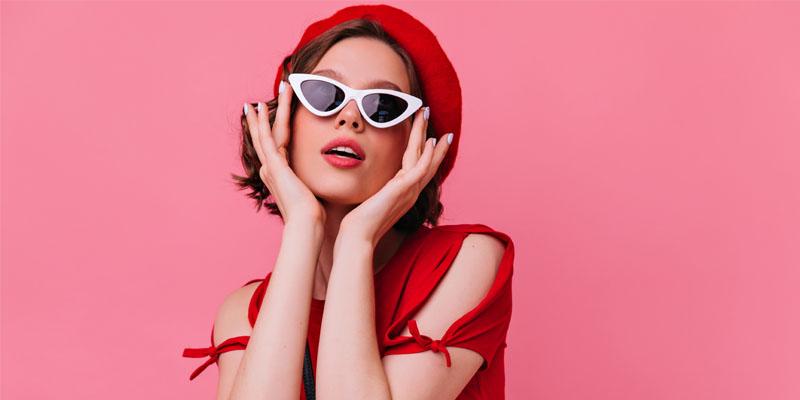Yay burcu için gözlük modeli