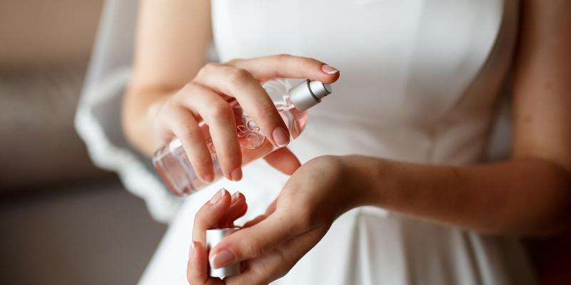 Parfüm kullanımı
