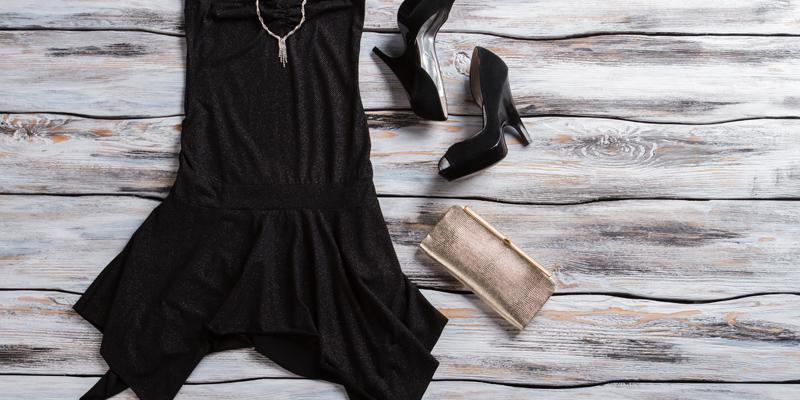 Elbise ayakkabı kombini