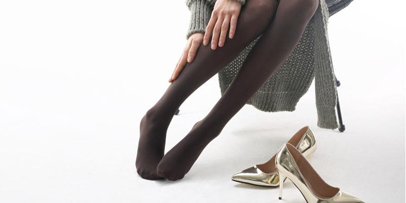 Tayt topuklu ayakkabı kombini