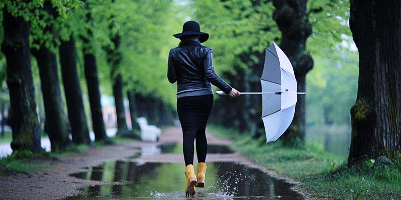 yağmurluk çizme