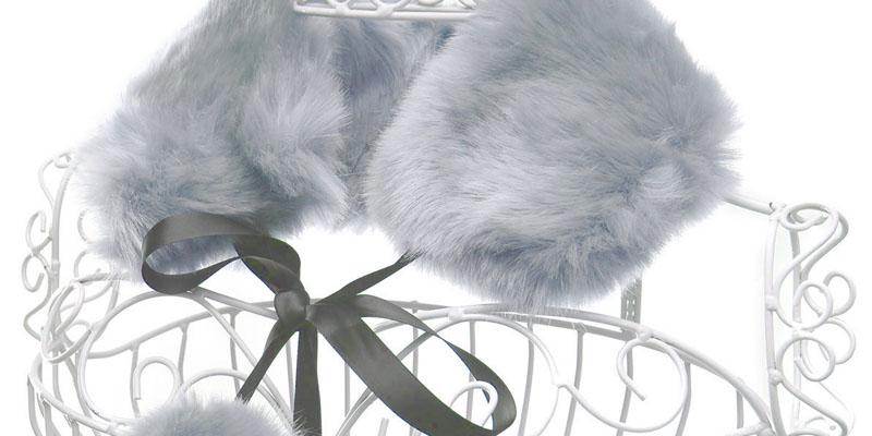 peluş atkı modeli
