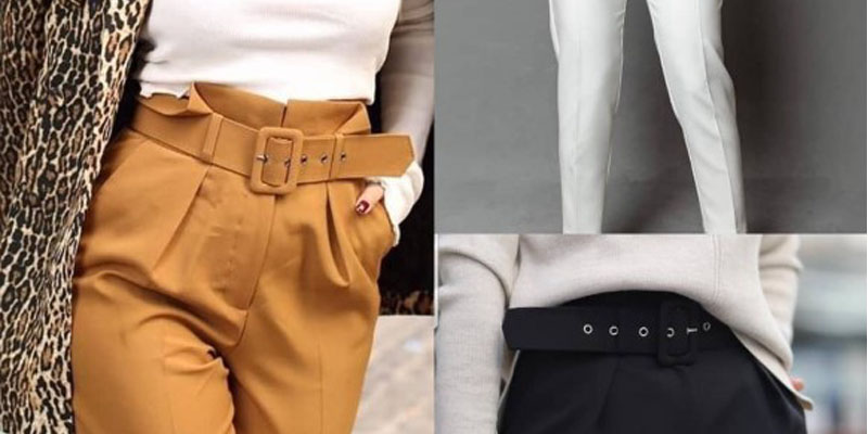 klasik kargo pantolon kombini