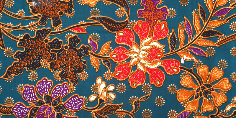 batik desen figürü ve tonları
