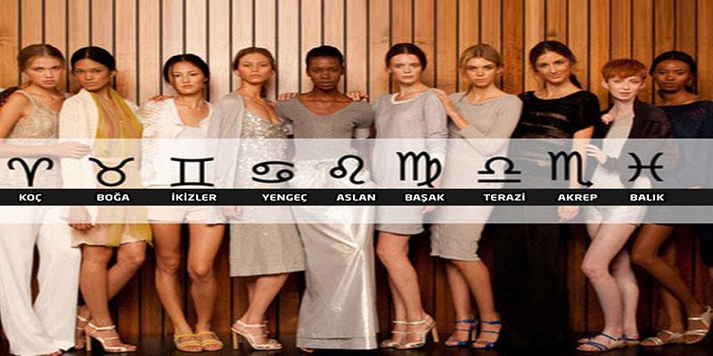 burçlar ve moda
