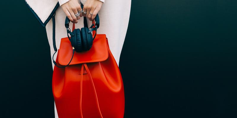 Sırt çantası modeli