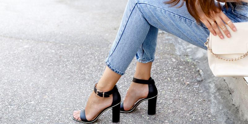 tek bant ayakkabı