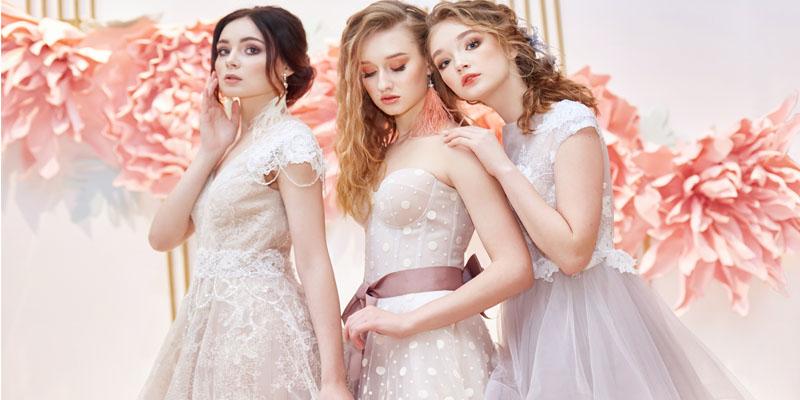 kır düğünü elbise modeli
