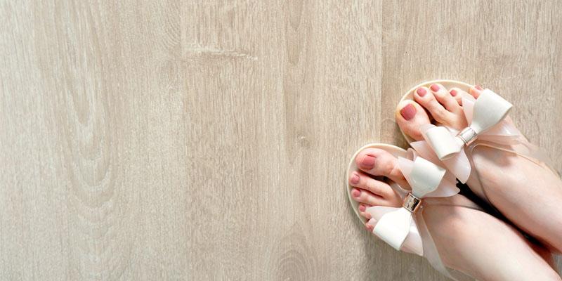 Parmak arası ayakkabı