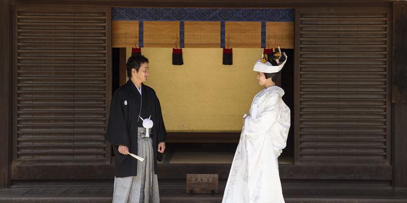 Japon geleneksel düğünü