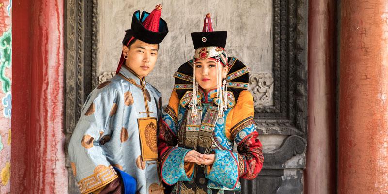Moğol düğün geleneği