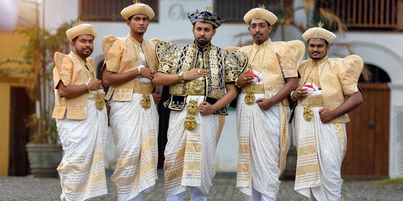 Sri Lanka düğünü