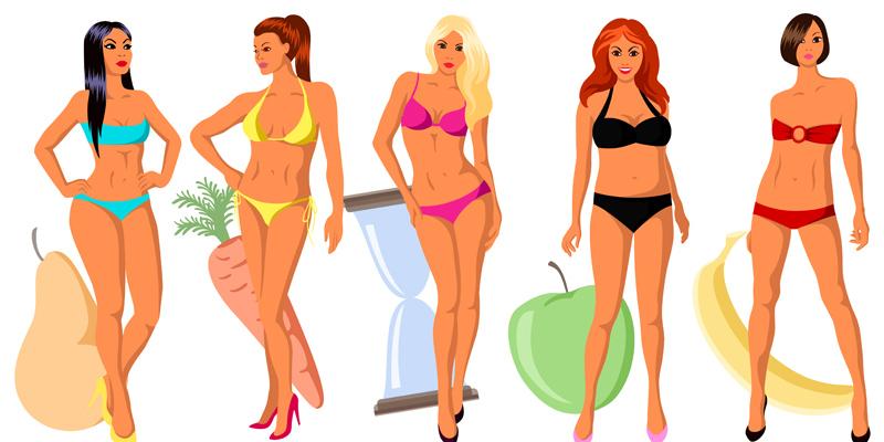 Elma vücut tipi