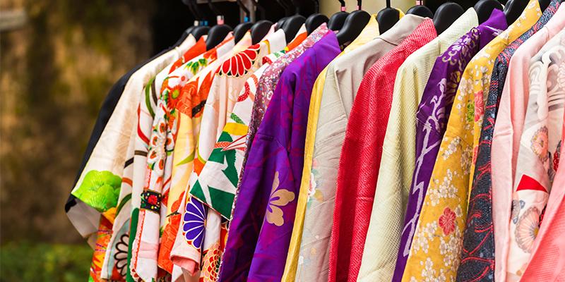 kimono çeşitleri