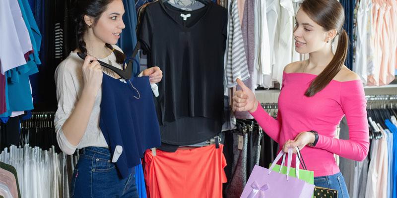 Alışverişte yardım isteme