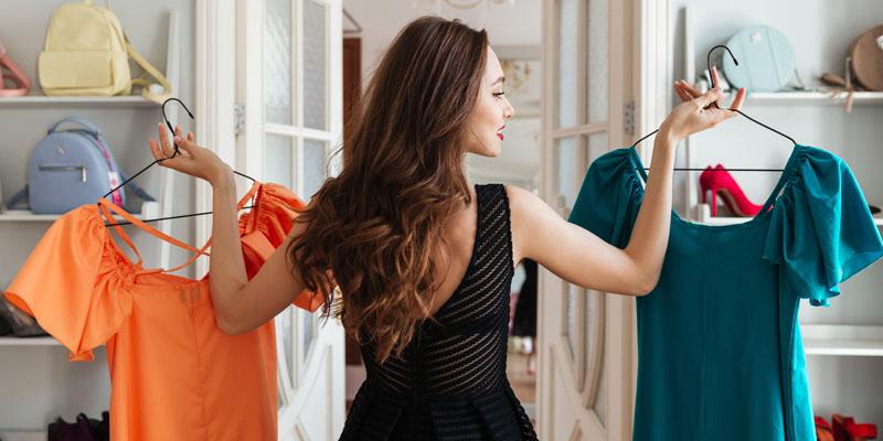 Kıyafet seçimi