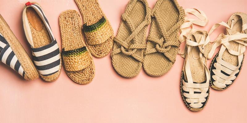 Espadril ayakkabı modelleri