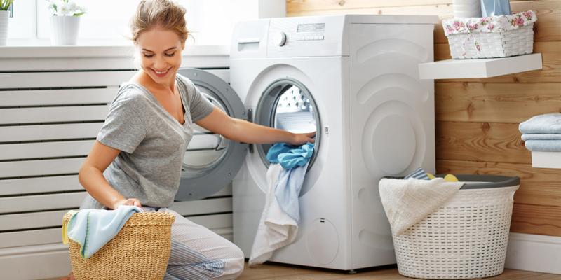 Giysileri yıkama