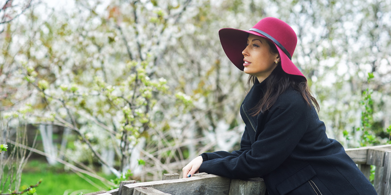 Fedore şapka modeli