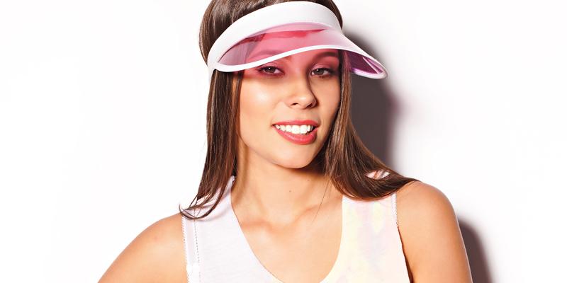Koruyucu şapka modeli