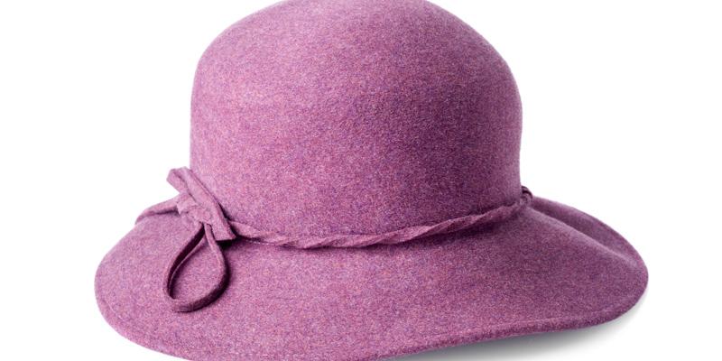 Kova şapka modeli