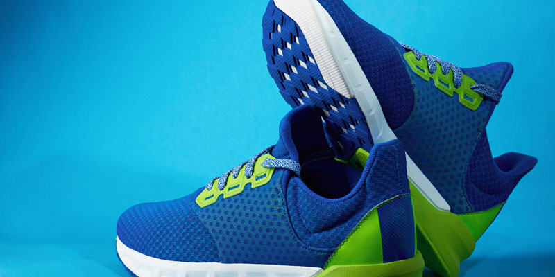 hava aldıran spor ayakkabı