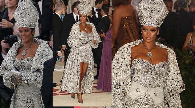 Rihanna kostüm
