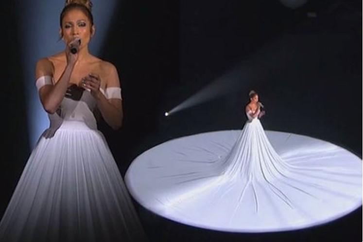 Jennifer Lopez kostümü