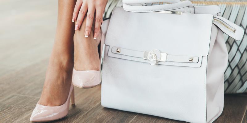 Çanta ayakkabı kombini