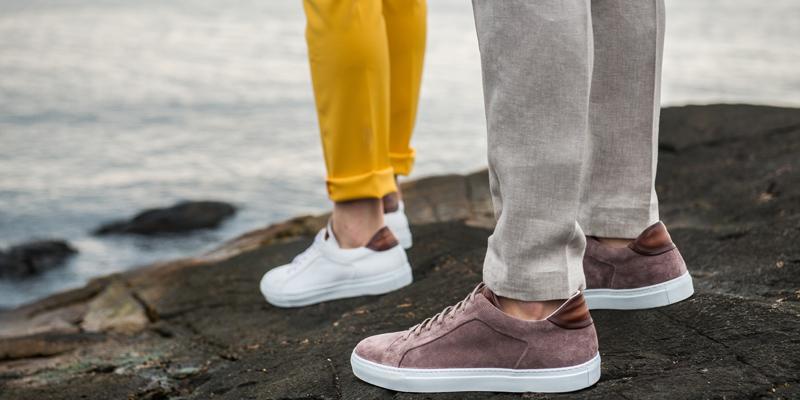 Pastel sneaker